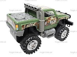 Машинка «Джип» детская, 25018-1, игрушки