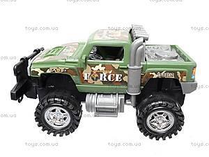 Машинка «Джип» детская, 25018-1, детские игрушки
