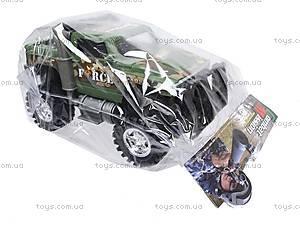 Машинка «Джип» детская, 25018-1, toys.com.ua