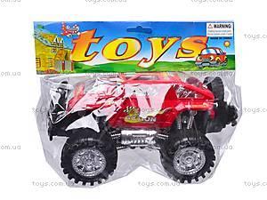 Машинка «Джип» детская инерционная, 27-2, детские игрушки