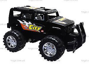 Машинка «Джип», инерционная, 2368B, игрушки