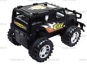 Машинка «Джип», инерционная, 2368B, детские игрушки