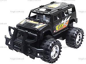 Машинка «Джип», инерционная, 2368B, toys.com.ua
