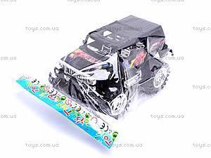 Машинка-джип Spiderman, 777, игрушки