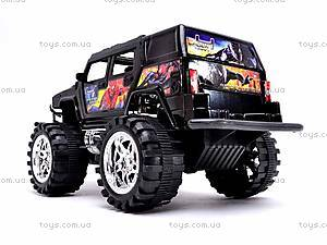 Машинка-джип Spiderman, 777, детские игрушки