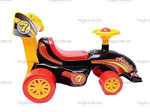 Машинка для катания «Формула», 3084, купить