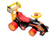 Машинка для катания «Формула», 3084, детский