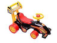 Машинка для катания «Формула», 3084, набор