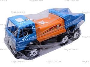 Машинка для катания «Камаз», 412