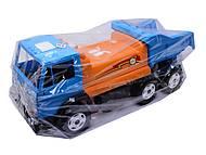 Машинка для катания «Камаз», 412, доставка