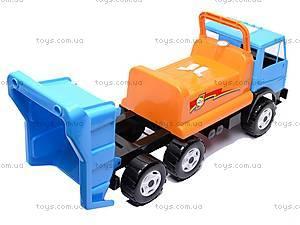 Машинка для катания «Камаз», 412, игрушки