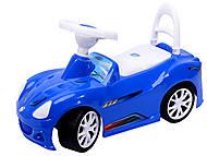 Машинка для катания «Спорт Кар», 160, фото