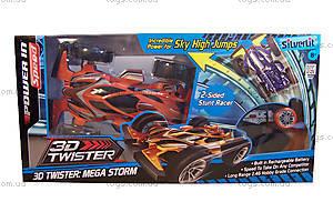 Машинка для трюков Mega storm, S82340, фото