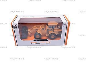 Машинка «Экскаватор», 6601A, цена