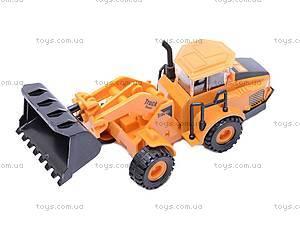 Машинка «Экскаватор», 6601A, игрушки