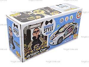 Машинка Gangnam Style, 767-439