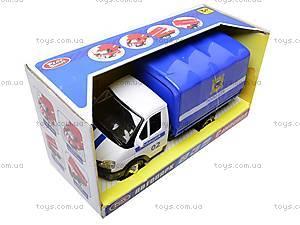 Машинка Газель «Полиция», 9557-B