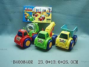 Машинка «Грузовичок», 7001-3A