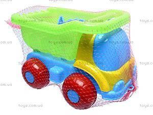Машинка-грузовик «Пчелка», 0015, игрушки