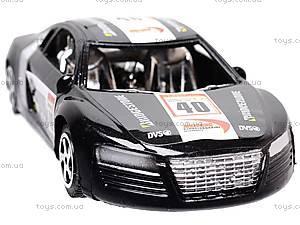 Машинка игровая инерционная, 319, игрушки