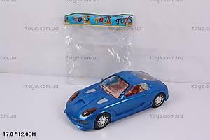 Машинка игрушечная, инерционная, KK362