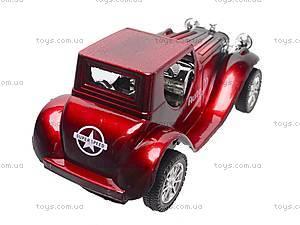 Машинка игрушечная инерционная, 6220, игрушки