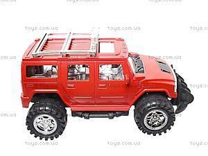 Машинка игрушечная инерционная «Джип», 6268-09B, купить