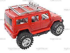 Машинка игрушечная инерционная «Джип», 6268-09B, отзывы