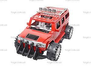 Машинка игрушечная инерционная «Джип», 6268-09B, цена
