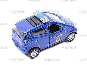 Машинка игрушечная, металлическая, 514AEPF, отзывы