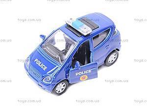Машинка игрушечная, металлическая, 514AEPF, игрушки
