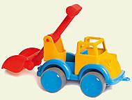 Машинка игрушечная, с ковшом, 9112