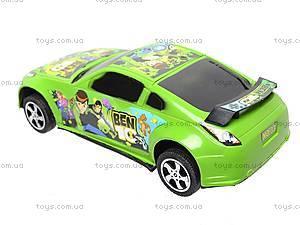 Машинка инерционная «Ben 10», 33, игрушки