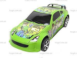 Машинка инерционная «Ben 10», 33, детские игрушки