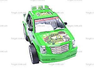 Машинка инерционная «Бен Тен», 52009, фото