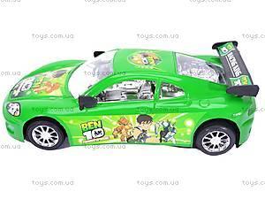 Машинка инерционная Ben10, 713, купить