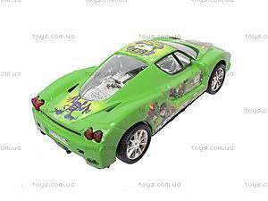 Машинка инерционная «Бен10», 51888, игрушки