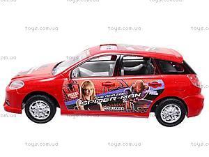 Машинка инерционная «Человек Паук», 24018-4, цена