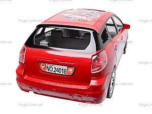 Машинка инерционная «Человек Паук», 24018-4, игрушки