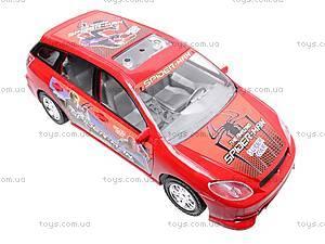 Машинка инерционная «Человек Паук», 24018-4, toys.com.ua