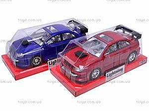 Машинка инерционная, детская, MY66-111, игрушки