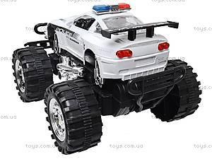 Машинка инерционная детская «Полиция», 888-5, фото
