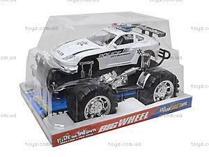 Машинка инерционная детская «Полиция», 888-5