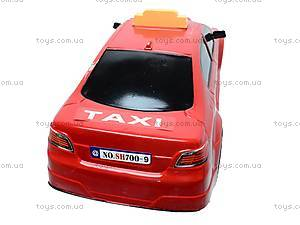 Машинка инерционная детская «Такси», SH700-9, купить