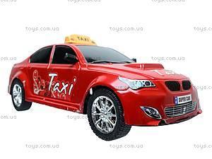 Машинка инерционная детская «Такси», SH700-9, фото