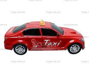 Машинка инерционная детская «Такси», SH700-9, отзывы