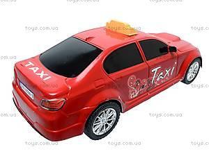 Машинка инерционная детская «Такси», SH700-9, игрушки