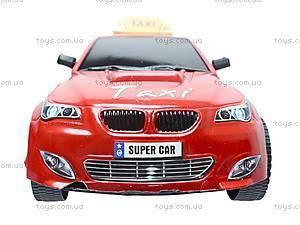 Машинка инерционная детская «Такси», SH700-9, детские игрушки