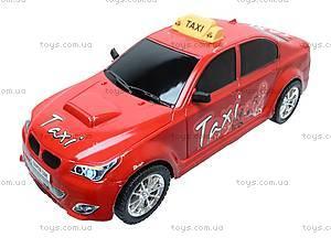 Машинка инерционная детская «Такси», SH700-9, toys.com.ua