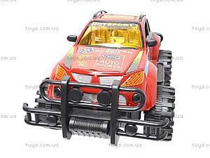 Машинка инерционная «Джип», 3 вида, 6898, игрушки